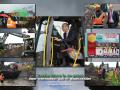 Eerste schop in de grond door wethouder Gerrit Boonzaaijer 22-6-2015  1